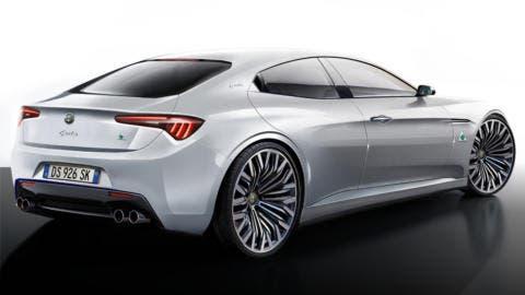 Alfa Romeo Giulia motori