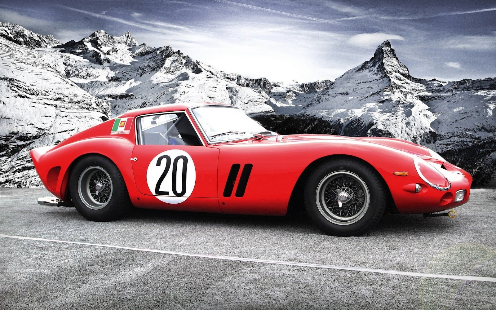 Ferrari 250 Gto Wallpapers: Ferrari, Auto Da Collezione 2014 Più Desiderata Al Mondo