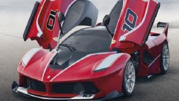 Ferrari FXX-K 1050 cavalli
