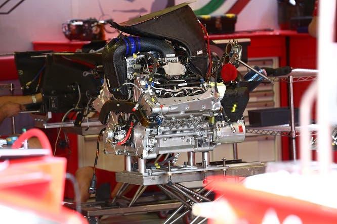 Ferrari motori da 1000 cavalli