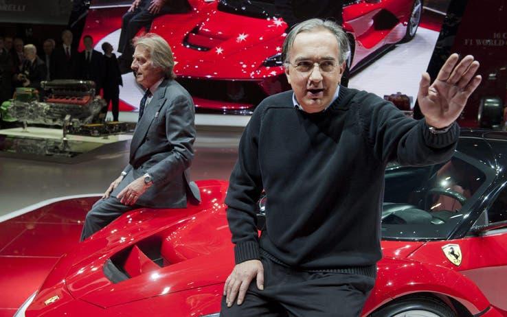 Ferrari sede fiscale Italia estero