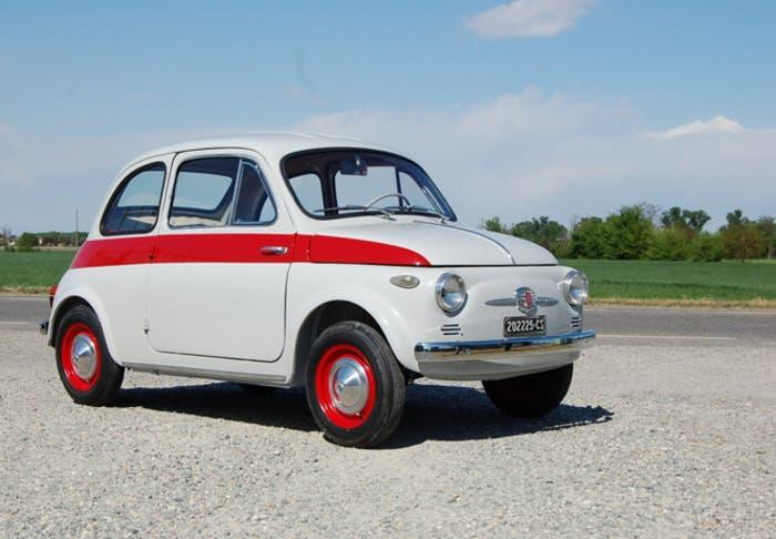 Fiat 500 d'epoca N Sport