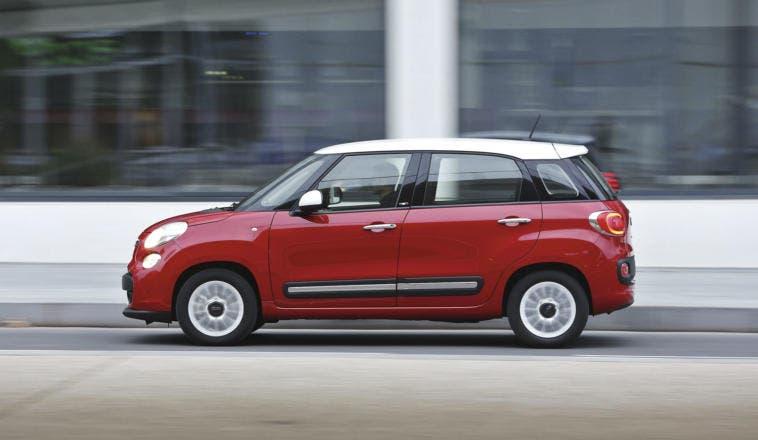 Fiat 500L Key Award pubblicità