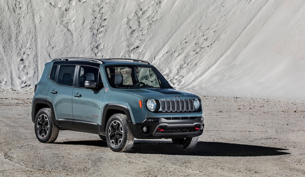 Jeep Renegade Trailhawk e Limited, prezzo da 31.300 euro