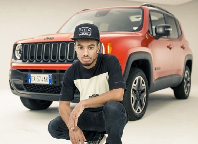 Jeep Renegade Victor Chissano I'm a renegade
