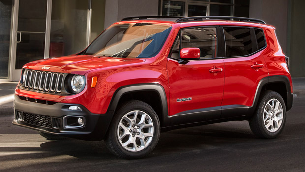 Jeep Renegade crash test Euro NCAP cinque stelle