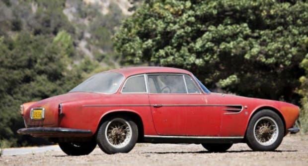 Maserati A6G 2000 Coupé Allemano asta