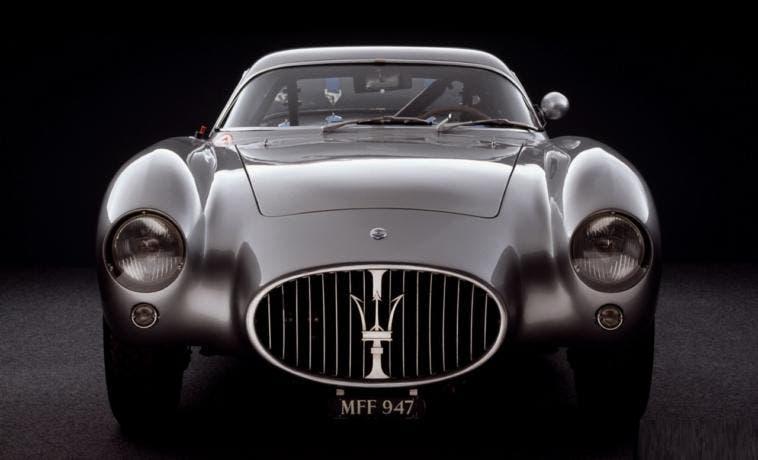 Maserati A6GCS Berlinetta auto Centenario