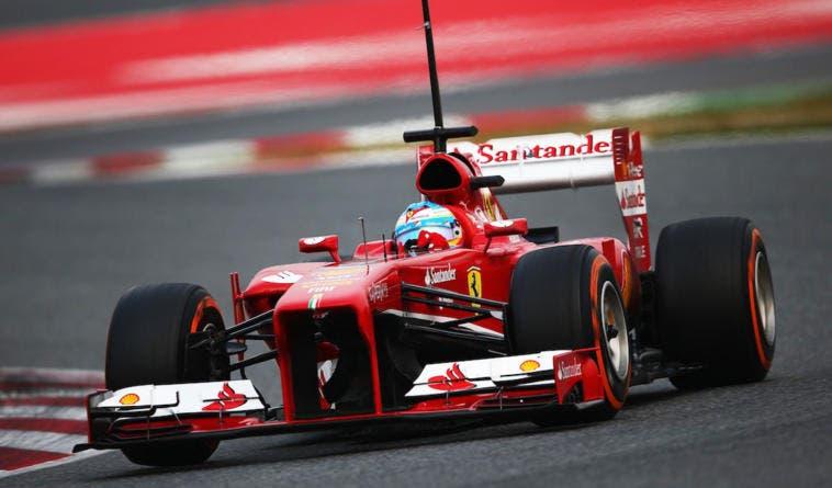 Formula 1: Ferrari 2015 presentazione online