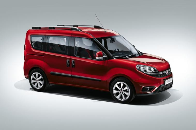 "Fiat Doblò eletto ""Light Van of the Year"""
