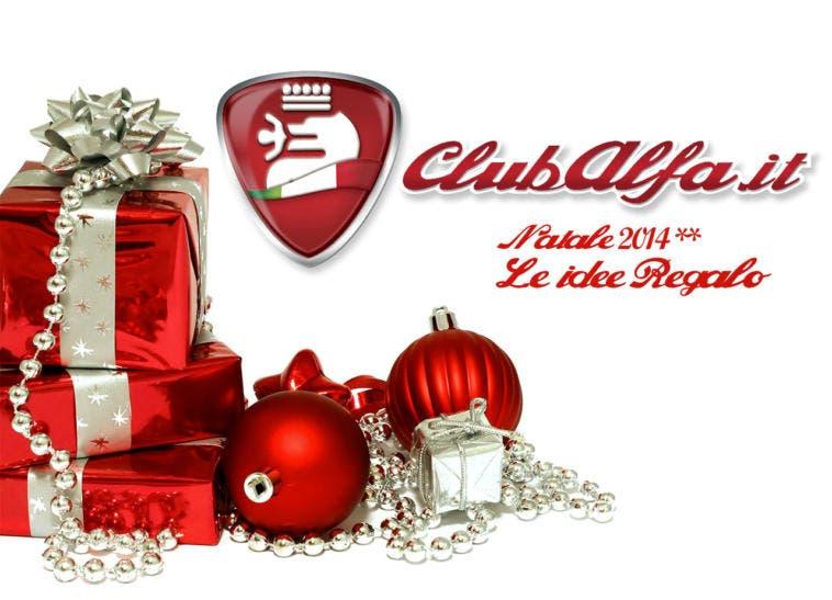 Regali di Natale Alfa Romeo