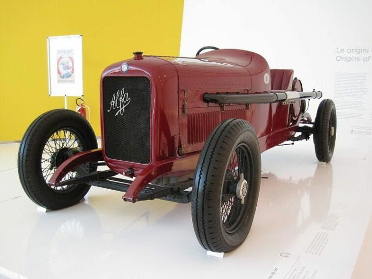 Alfa 40-60 HP