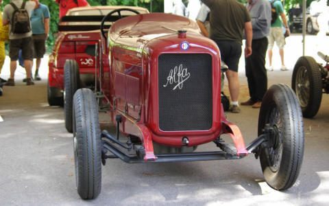 Alfa 40-60 HP Corsa