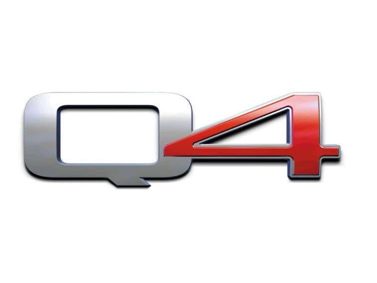 Alfa Romeo Audi sigla Q2 e Q4 logo