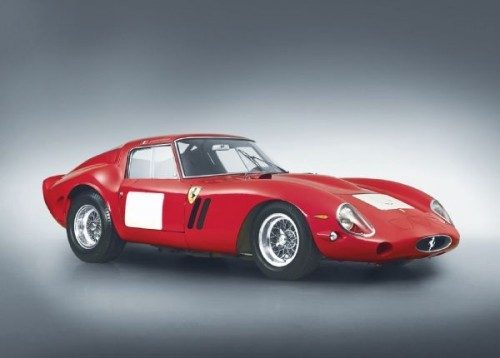 Ferrari 250 GTO classifica auto 2014 più care