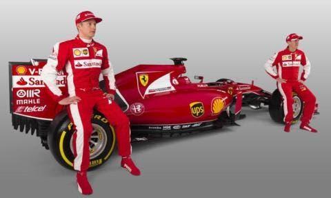 Ferrari Alfa Romeo