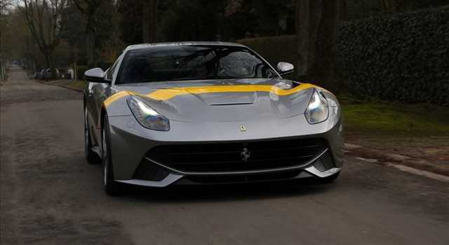 Ferrari F12 Berlinetta Special Edition Tour de France 64-1