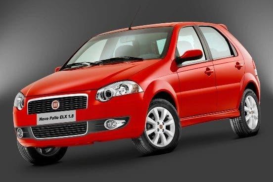 Fiat Palio Brasile mercato auto