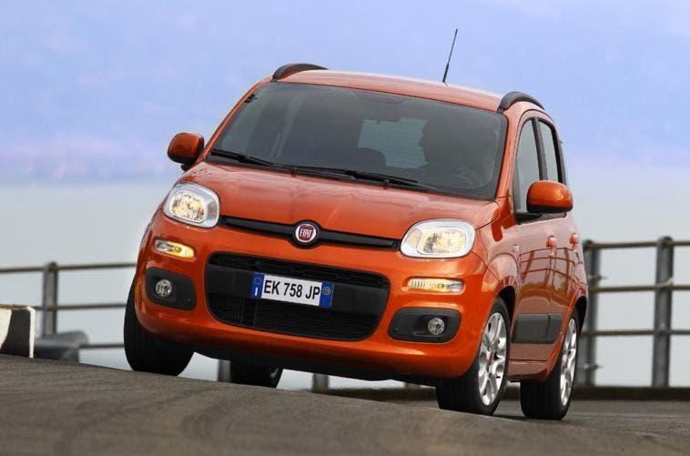 Fiat Panda Vendite 2014