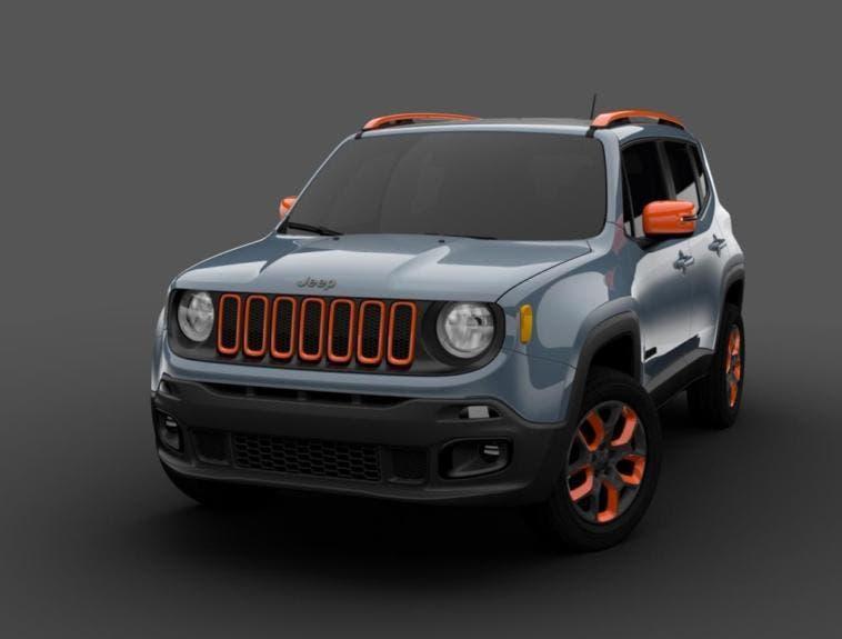 Jeep Renegade Urban