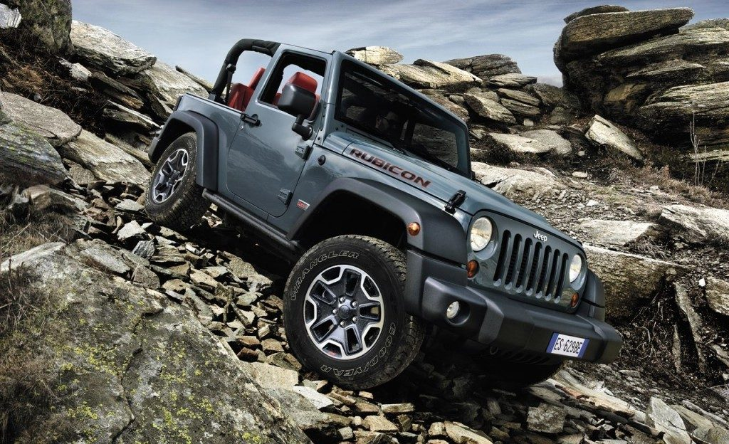 Fiat Chrysler richiama oltre 200.000 Jeep Wrangler: causa difetto dell'Airbag