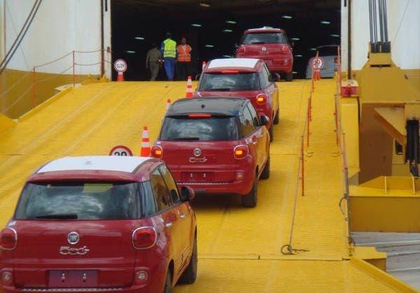 FCA boom: Grimaldi compra 5 navi per trasportare auto in USA