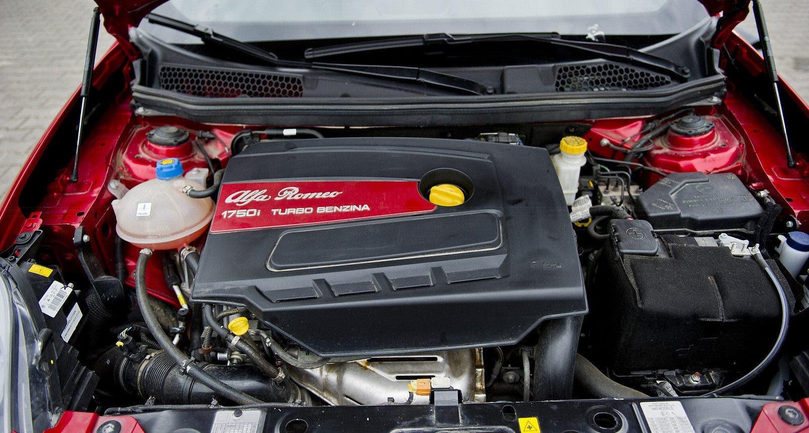 Alfa Romeo Giulietta QV - Motore