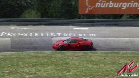 Alfa Romeo 4C Assetto Corse