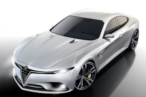 Alfa RomeAlfa Romeo Giuliao Giulia