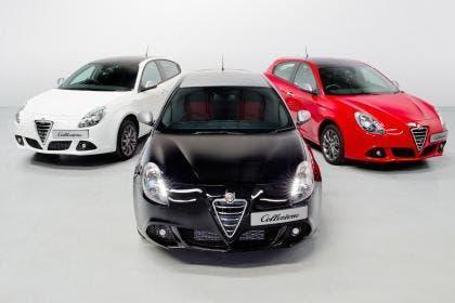 Alfa Romeo Giulietta Collezione Racer