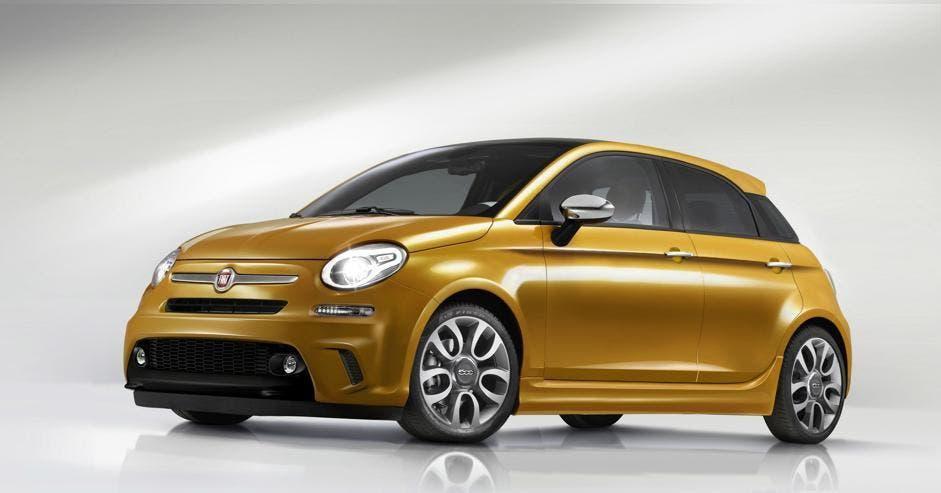 Nuova Fiat Punto 2018 >> Fiat 500 5 porte: Nuove conferme, debutto a fine 2015?