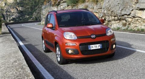 Fiat-Panda PIù RUBATE