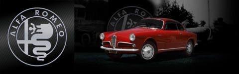 Giulietta Alfa Romeo nuovo Logo