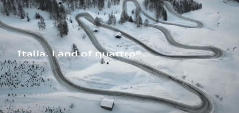 Italia Land of Quattro