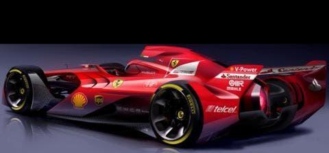 ferrari formula 1 concept 2015