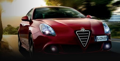 Alfa Romeo Giulietta Gpl tasso zero