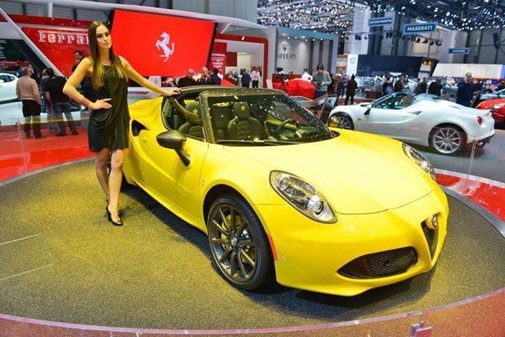 Alfa Romeo Ginevra