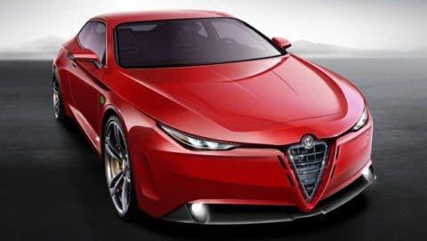 Alfa Romeo Giulia concept