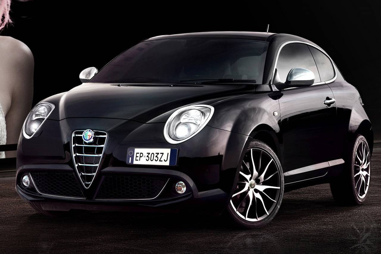 alfa romeo mito in offerta con anticipo zero e 5 anni di finanziamento. Black Bedroom Furniture Sets. Home Design Ideas