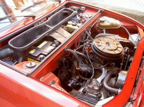 Alfa Alfasud Motore