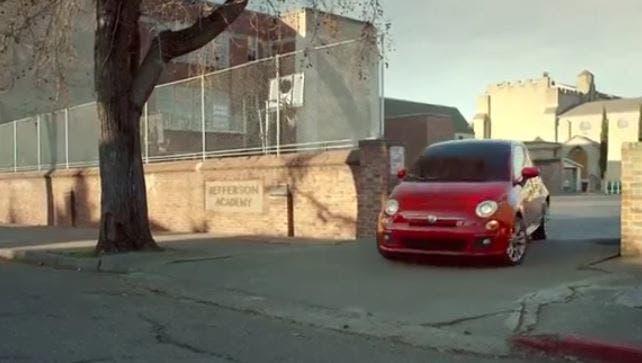 Nuovo Spot Fiat