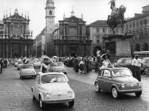 Fiat 500 1957