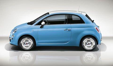 Fiat 500 Vintage '57