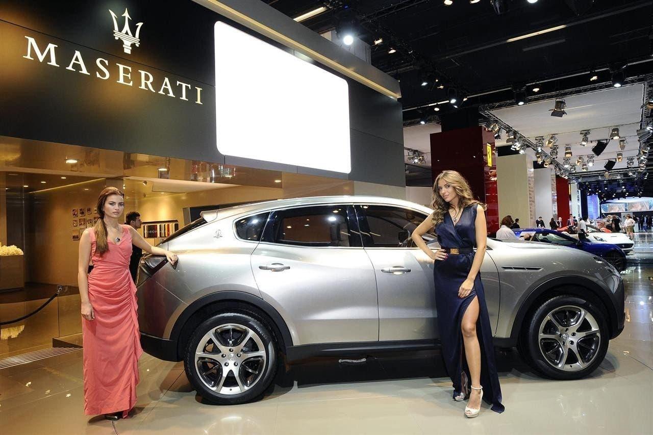 Maserati Smentito Il Progetto Di Un Suv Pi Compatto Del