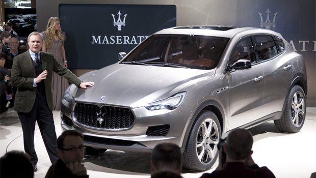 Maserati, smentito il progetto di un SUV più compatto del Levante