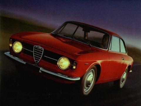 Giulia GT Junior, per Giugiaro la prima Alfa guidata da propietario