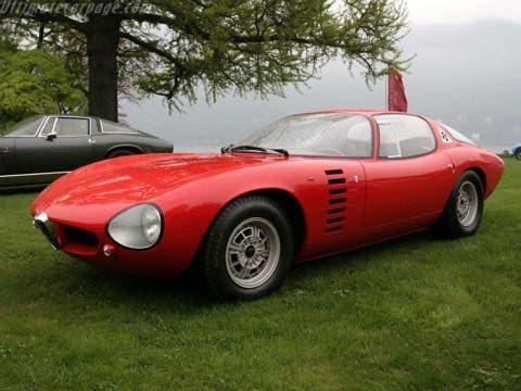 Alfa Romeo Canguro, pensata per correre.