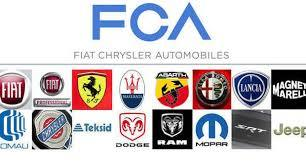 tutti i brand di FCA