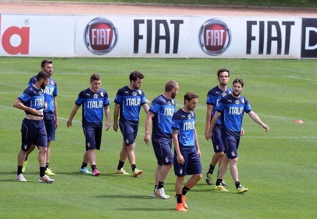 fiat nazionale calcio italia