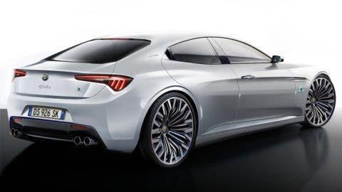 Alfa Romeo Giulia motorizzazioni